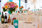 Wedding tables - 145942367