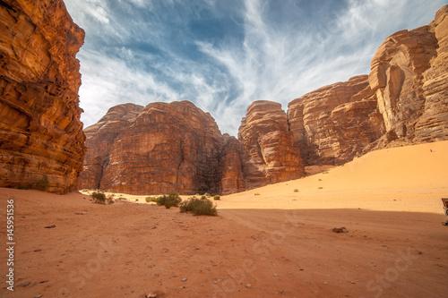 Wadi Rum Jordanien Poster