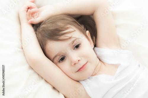 the little girl Poster