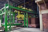manufacture of bricks