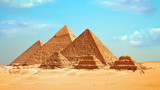 Egyptian pyramids - Egypt Travel - 146003390