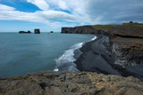 Dyrholaey Beach and Cliffs, Iceland