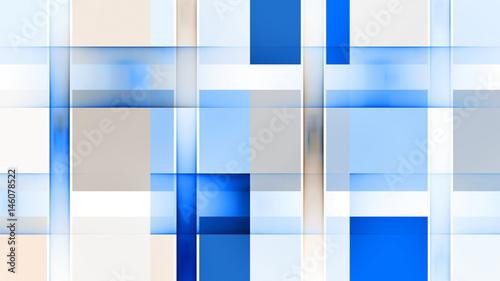Colorful pattern fractal background - 146078522