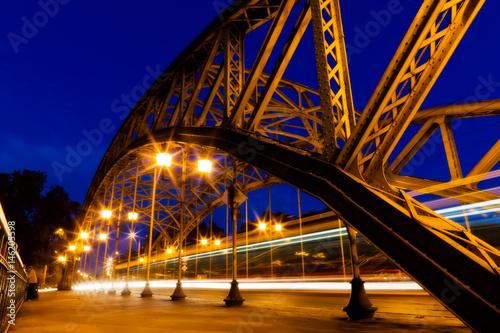 Wrocław - most przejściowy
