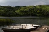 canoes in drakensberg at drakensberg sun
