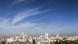 Madrid skyline, Spain, cityscape