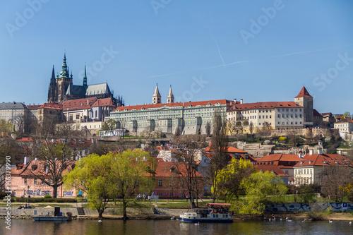 Poster Castello di Praga