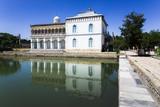 Sitorai Mokhi-Khosa Palace, Summer Emir's Residence, Bukhara, Uzbekistan