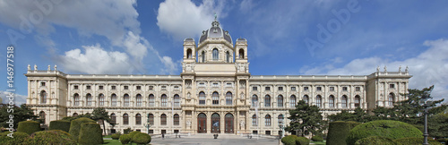 Foto op Canvas Wenen Vienna natural history museum building