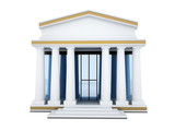 Build structure bank - 147068724