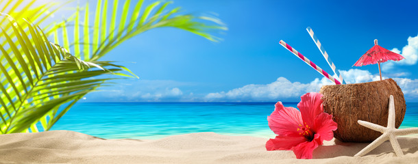 Summer marine vacation