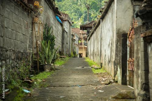 Sidement, Bali