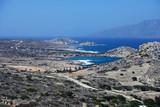 Landsbygd, Medelhavet , karpathos, grekland