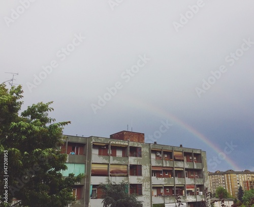 arcobaleno città