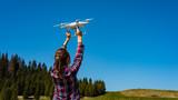 Dron wakacje aparat