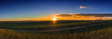 Sunrise over The Great Basin Divide
