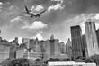 Manhattan new skyline.