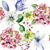 Decorative wild flowers