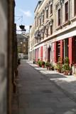 Urban street in London