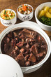 Brazilian Feijoada Food. - 147596948