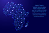 Map of Africa from p...