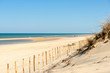LACANAU - LE PORGE (France), la plage