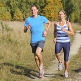 gemeinsames Workout beim Laufen