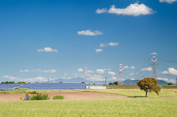 Green energy powerline