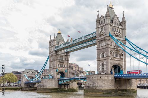 Views of the London Bridge