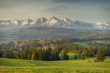 Tatras mountains landscape