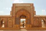 Photographer -  Beautifuly carved wall with islamic art