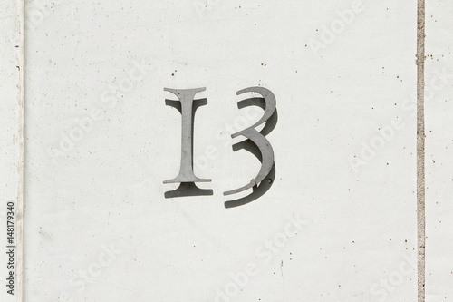 Poster Numbers
