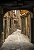 Arch on old european street