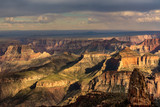 Late Afternoon on the North Rim of the Grand Canyon