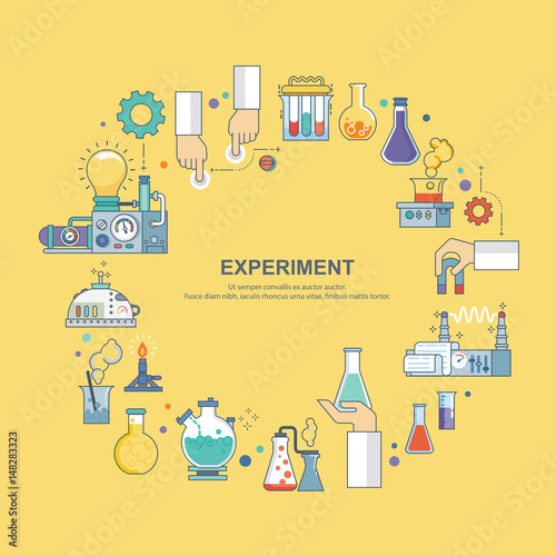 Icons of science/experiment