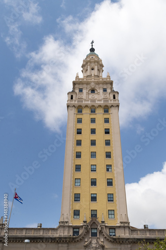 Freedom Tower,Miami, Florida, United States Poster
