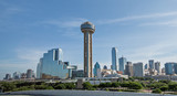 dallas texas city skyline and downtown - 148617179