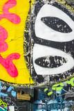 Street graffiti.