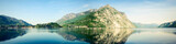 Como Lake panoramic view - green Bellagio peninsula and Crocione mount - Lombardia Italy - 148865134