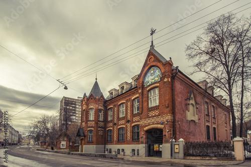 Poster Московская архитектура