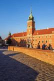 Poland, Masovian Voivodeship, Warsaw, Old Town, Castle Square, Royal Castle