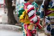 "Japanese traditional casual summer costume ""Yukata"""