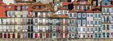 Kamienice w dzielnicy Ribeira w Porto w Portugalii