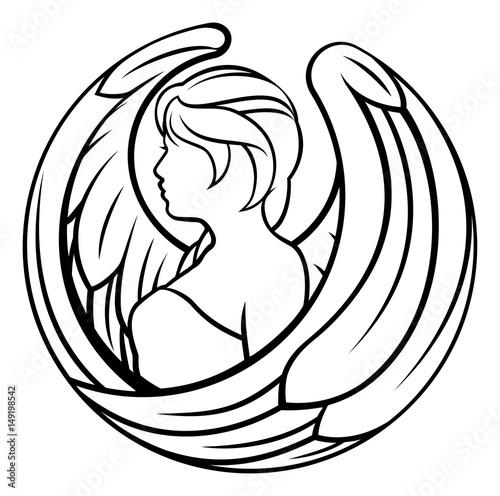 Zodiac Signs Virgo Icon