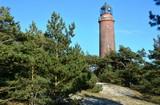 Leuchtturm Darss, Mecklenburg-Vorpommern, Deutschland