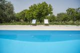 Villa con piscina e arredamento da esterno - 149306963
