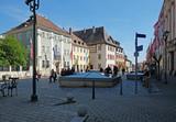 Marktplatz in Bad Windsheim
