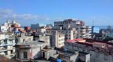 Havanna - Panorama Wohnhäuser und Dächer