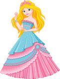 Fototapety Princess Mermaid