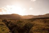 Irlands Berge und Hügel